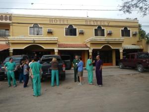 Honduras Aid Arthroscopy Worldwide