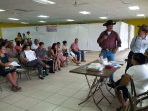 Humanitarian Aid in Honduras