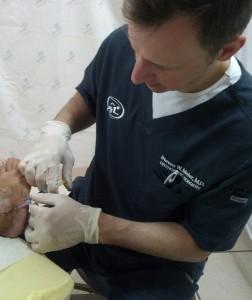 Dr. Meier Orthopedic Surgery Honduras